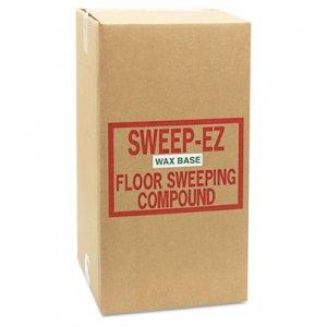 Sorb-All Wax-Based Sweeping Compound, 50lbs, Box SOR50WAX SOR 50WAX
