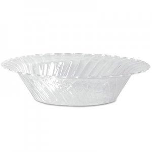 WNA Classicware Plastic Dinnerware, Bowls, Clear, 10 oz, 18/Pack, 10 Packs/CT WNACWB10180 WNA CWB10180
