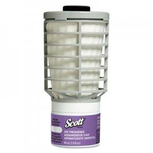 Scott Essential Continuous Air Freshener Refill, Summer Fresh, 48 mL Cartridge, 6/Carton KCC12370 12370