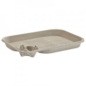 Chinet StrongHolder Molded Fiber Cup/Food Tray, 8-22oz, One Cup, 200/Carton HUH20961CT 20961