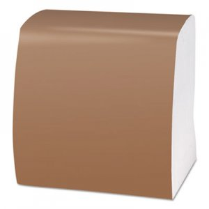Scott 1/4-Fold Dinner Napkins, 1-Ply, 16 3/4 x 17, White, 250/Pack, 16/Carton KCC98171 KCC