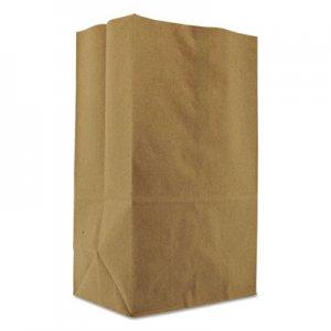 "Genpak Grocery Paper Bags, 10.13"" x 14.38"", Kraft, 500 Bags BAGSK1857 80083"