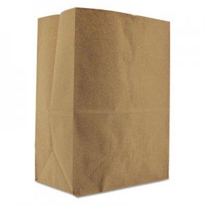 "Genpak Grocery Paper Bags, 10.13"" x 14.38"", Kraft, 500 Bags BAGSK1852 80082"