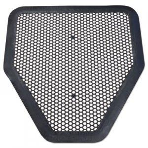 Big D Deo-Gard Disposable Urinal Mat, Charcoal, Mountain Air, 17 1/2x20 1/2, 6/Carton BGD6668 666800
