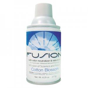 Fresh Products Fusion Metered Aerosols, Cotton Blossom, 6.25 oz Aerosol, 12/Carton FRSMA12BL MA12BL