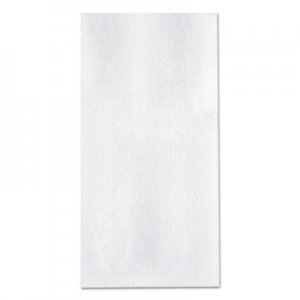 Hoffmaster Dinner Napkins, 2-Ply, 15 x 17, White, 300/Carton HFM066038 066038