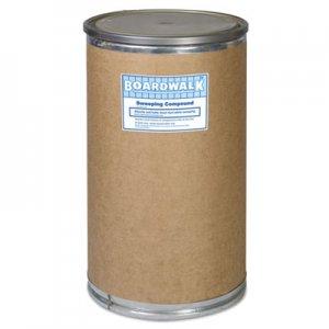 Boardwalk Heavy Duty Oil-Based Sweeping Compound, Powder, 55 gal Drum BWK9300HD