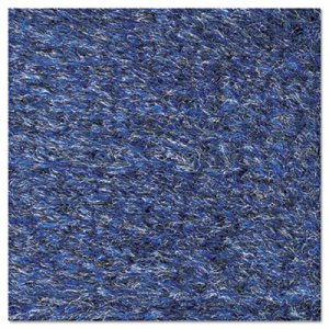 Crown Rely-On Olefin Indoor Wiper Mat, 24 x 36, Blue/Black CWNGS0023MB CWN GS0023MB