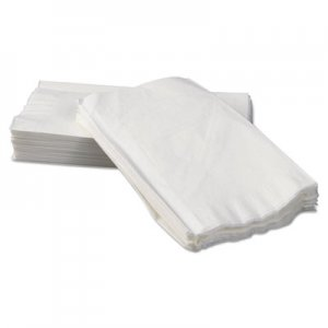 Boardwalk Tall-Fold Dispenser Napkins, 2-Ply, 7 x 13 1/4, White, 500/Pack, 20 Packs/Carton BWK8320W BWK8320