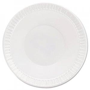 Dart Quiet Classic Laminated Foam Dinnerware, Bowls, 5-6 Oz, White, Round, 125/Pack DCC5BWWQ 5BWWQ