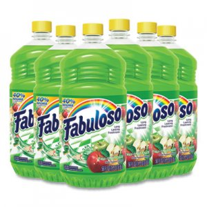 Fabuloso Multi-use Cleaner, Passion Fruit Scent, 56 oz, Bottle, 6/Carton CPC53043 53043