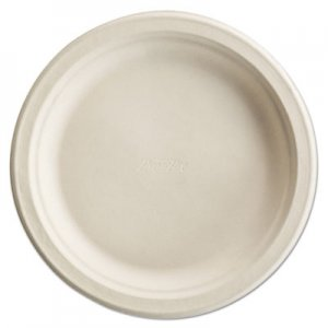 Chinet Paper Pro Round Plates, 8 3/4 Inches, White, 125/Pack HUH25775 25775