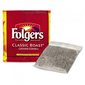 Folgers Coffee Filter Packs, Regular, In-Room Lodging, .6oz, 200/Carton FOL06546 2550006546