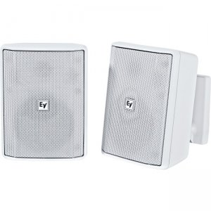 "Electro-Voice Speaker 8"" Cabinet 70/100V Pair EVID-S8.2TW EVID-S8.2T"