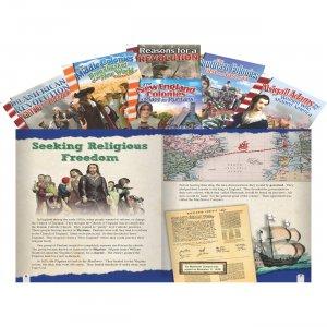 Shell Grade 4-5 Colonizatn/Revolutn 6-book Set 25948 SHL25948