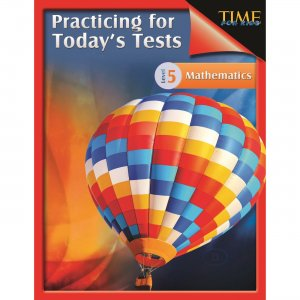 Shell Math Practice Tests - Level 5 51444 SHL51444