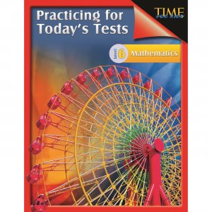 Shell Math Practice Tests - Level 6 51445 SHL51445