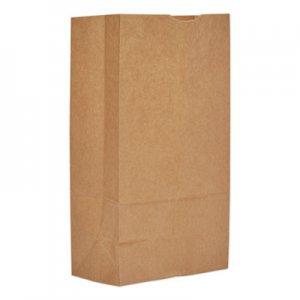 """Genpak Grocery Paper Bags, 7.06"""" x 12.75"""", Kraft, 1,000 Bags BAGGK12 GB12NP1M"""