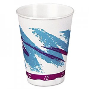 Dart Jazz Trophy Plus Dual Temperature Insulated Cups, 12 oz, 1000/Carton SCCX1200055 X12-00055