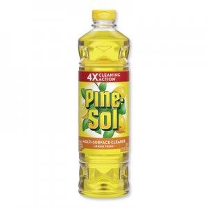 Pine-Sol Multi-Surface Cleaner, Lemon Fresh, 28oz Bottle CLO40187 CLO 40187