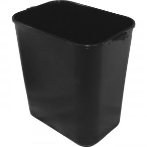 Impact Products 14-quart Plastic Wastebasket 77015 IMP77015