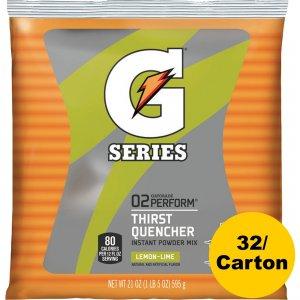 Quaker Oats Powdered Gatorade Mix Pouches 03969CT QKR03969CT