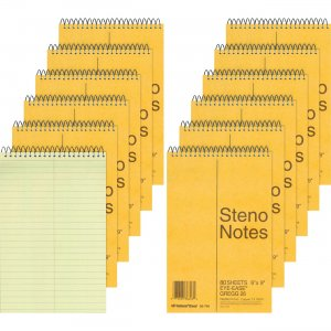 Rediform Steno Notebook 36746PK RED36746PK