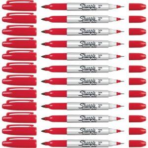 Sanford Sharpie Twin Tip Markers 32002BX SAN32002BX