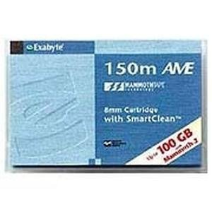 Tandberg Data SmartClean Mammoth-2 150m AME Tape Cartridge 00573