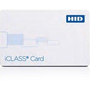 HID iCLASS Card 2001PG1MN
