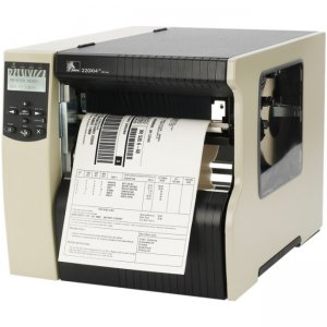 Zebra Thermal Label Printer 220-801-00000-GA 220Xi4