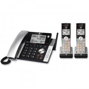 AT&T Corded/Cordless Answering System with Caller ID/Call Waiting CL84215