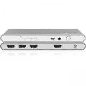KanexPro 4K/30Hz HDMI 3X1 Switcher SW--HD20-3X14K SW-HD20-3X14K