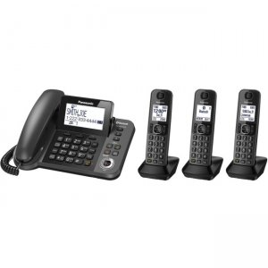 Panasonic Link2Cell Cordless Phone KX-TGF383M