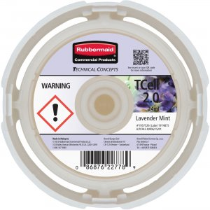 Rubbermaid Commercial TCell System Fragrance Refill 1957526 RCP1957526