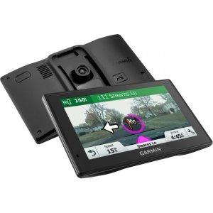 Garmin DriveAssist Automobile Portable GPS Navigator 010-01682-02 51 LMT-S