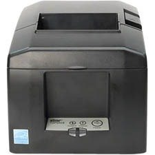 Star Micronics Direct Thermal Printer 39481870 TSP654II AirPrint-24 GRY US