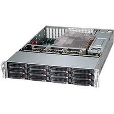 Supermicro SuperChassis 826BAC4-R1K23LPB CSE-826BAC4-R1K23LPB SC826BAC4-R1K23LPB