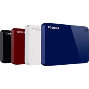 Toshiba Canvio Advance Portable Hard Drive HDTC910XK3AA