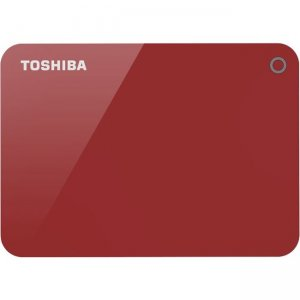 Toshiba Canvio Advance Portable Hard Drive HDTC910XR3AA