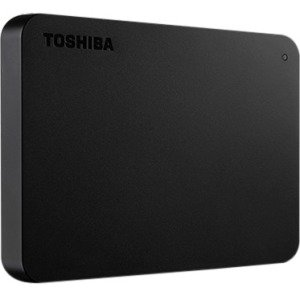Toshiba Canvio Basics Portable External Hard Drive HDTB420XK3AA