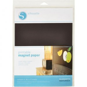 Silhouette Magnet Paper - Printable MEDIA-MAGNET-3T