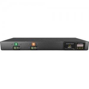 Geist 10-Outlet PDU I10114L MN01D1R1-10L138-3TL6A0H10-S