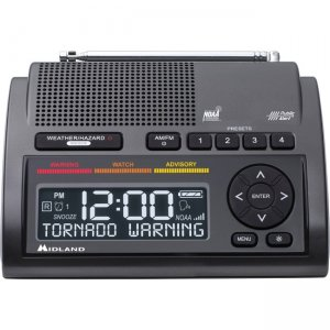 Midland Emergency Alert Weather Radio WR400