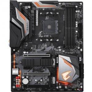 Aorus (Rev. 1.0) Desktop Motherboard X470 AORUS Ultra Gaming