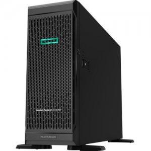 HPE ProLiant ML350 Gen10 4110 1P 16GB-R E208i-a 8SFF 1x800W RPS Solution Server P04674-S01