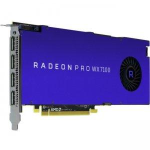 HPE AMD Radeon Pro WX7100 Graphics Accelerator Q1K37A