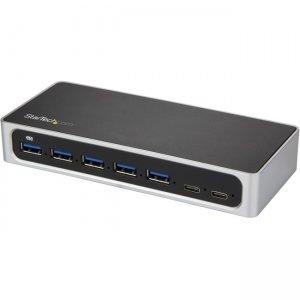 StarTech.com 7-Port USB-C Hub - USB-C to 5x USB-A and 2x USB-C - USB 3.0
