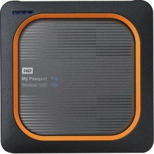 WD My Passport Wireless SSD WDBAMJ0020BGY-NESN