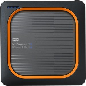 WD My Passport Wireless SSD WDBAMJ2500AGY-NESN